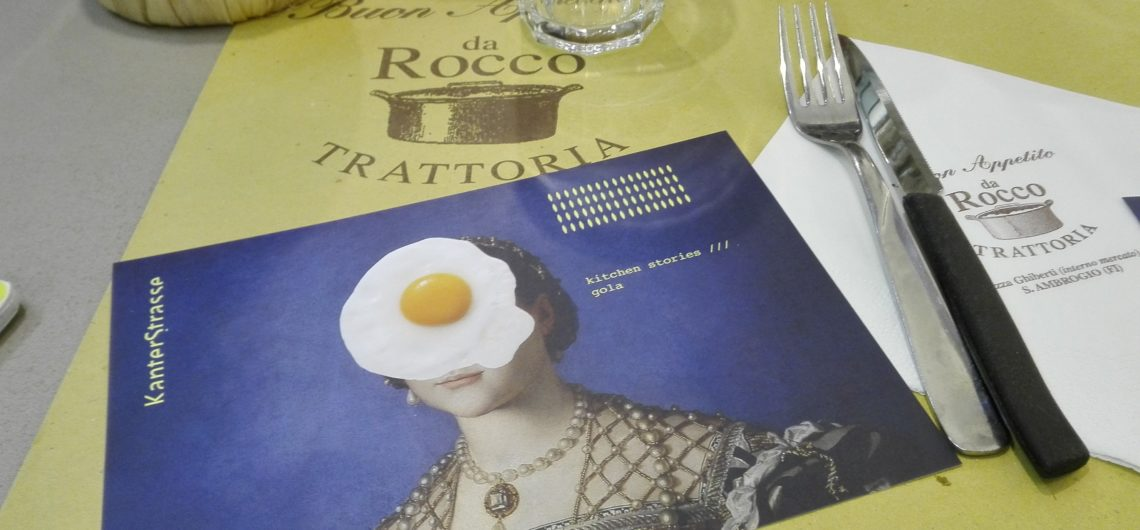 Brunch fiorentino con reading al Mercato di Sant'Ambrogio